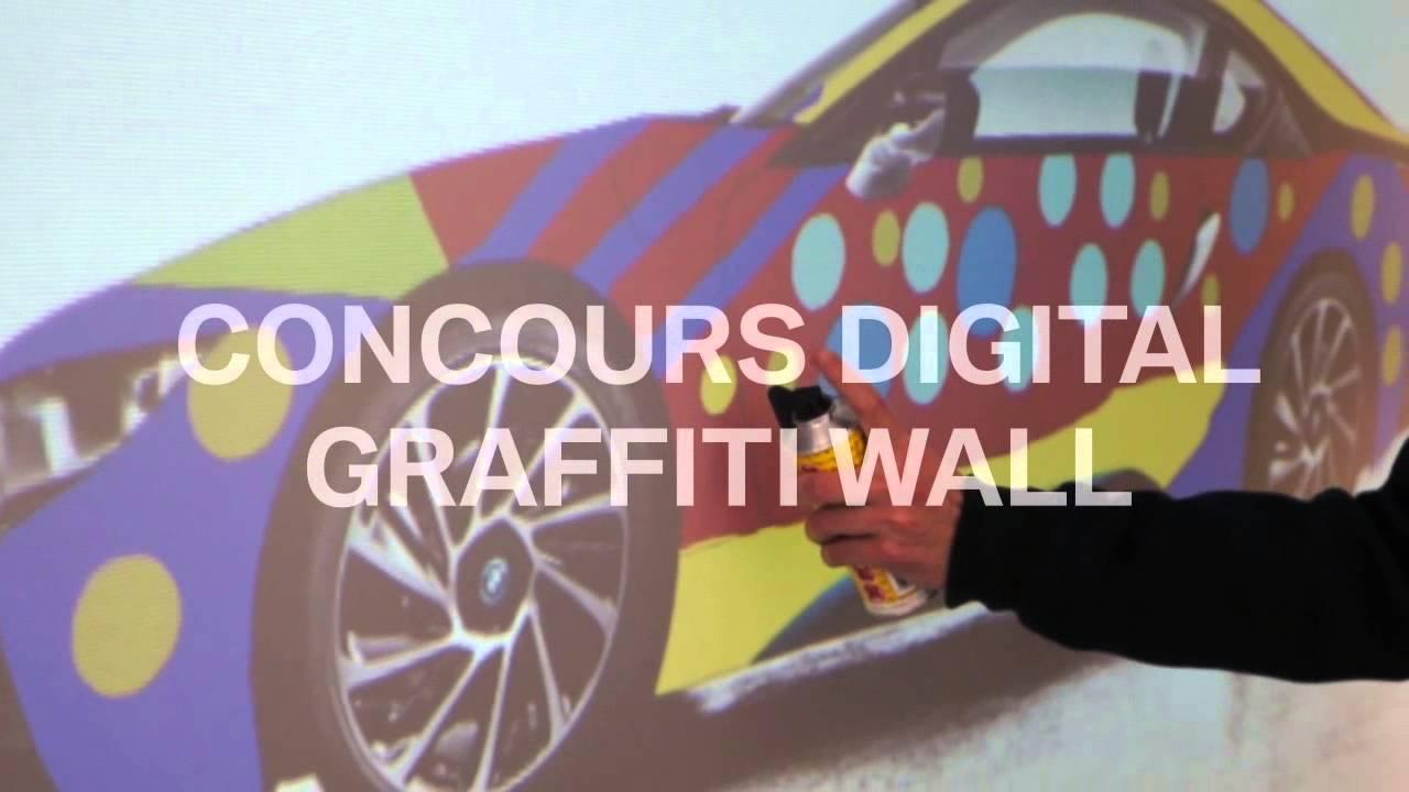 Digital wall graffiti - Digital Wall Graffiti 35