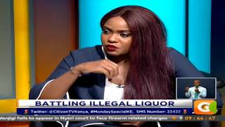 Monday Special : Battling  Illegal Liquor,The fight against illicit brews is still ongoing