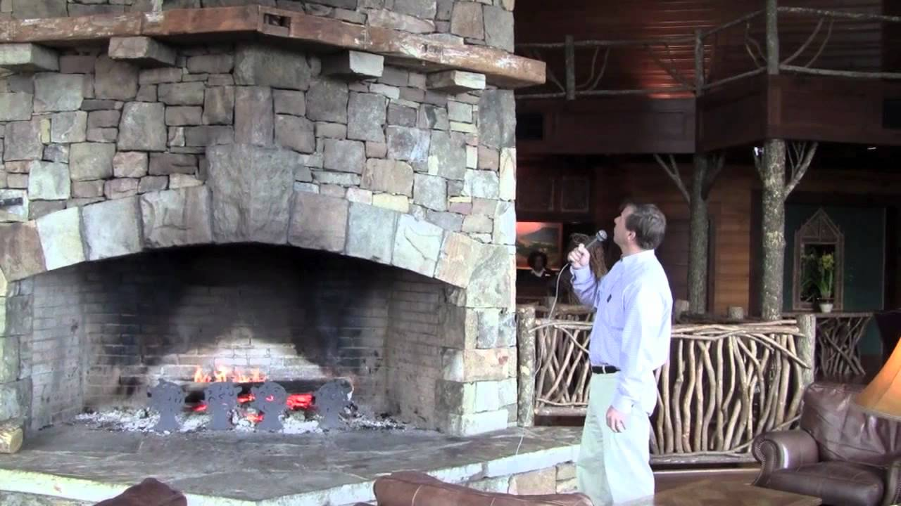 the trey miller group biggest fireplace in georgia youtube