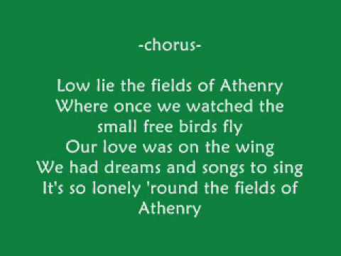 Orthodox Celts - Fields of Athenry