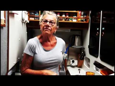 Cooking in a Confined Space