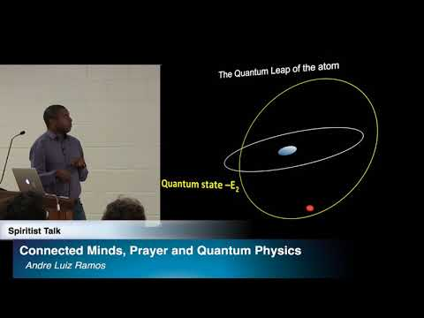 Connected Minds Prayer and Quantum Physics by Andre Luis Ramos MsC