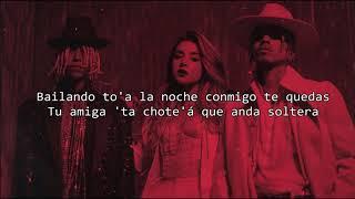 Lola Indigo, Rauw Alejandro, Lalo Ebratt  - 4 Besos (LETRA)