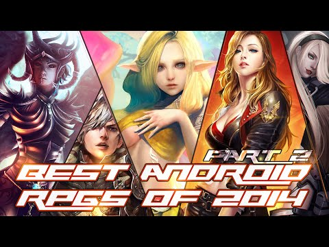Top 16 Best Free Android RPG Games 2014 Part 2 (Aug-Nov)