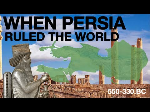 Entire History of the Persian Achaemenid Empire (550-330 BC)