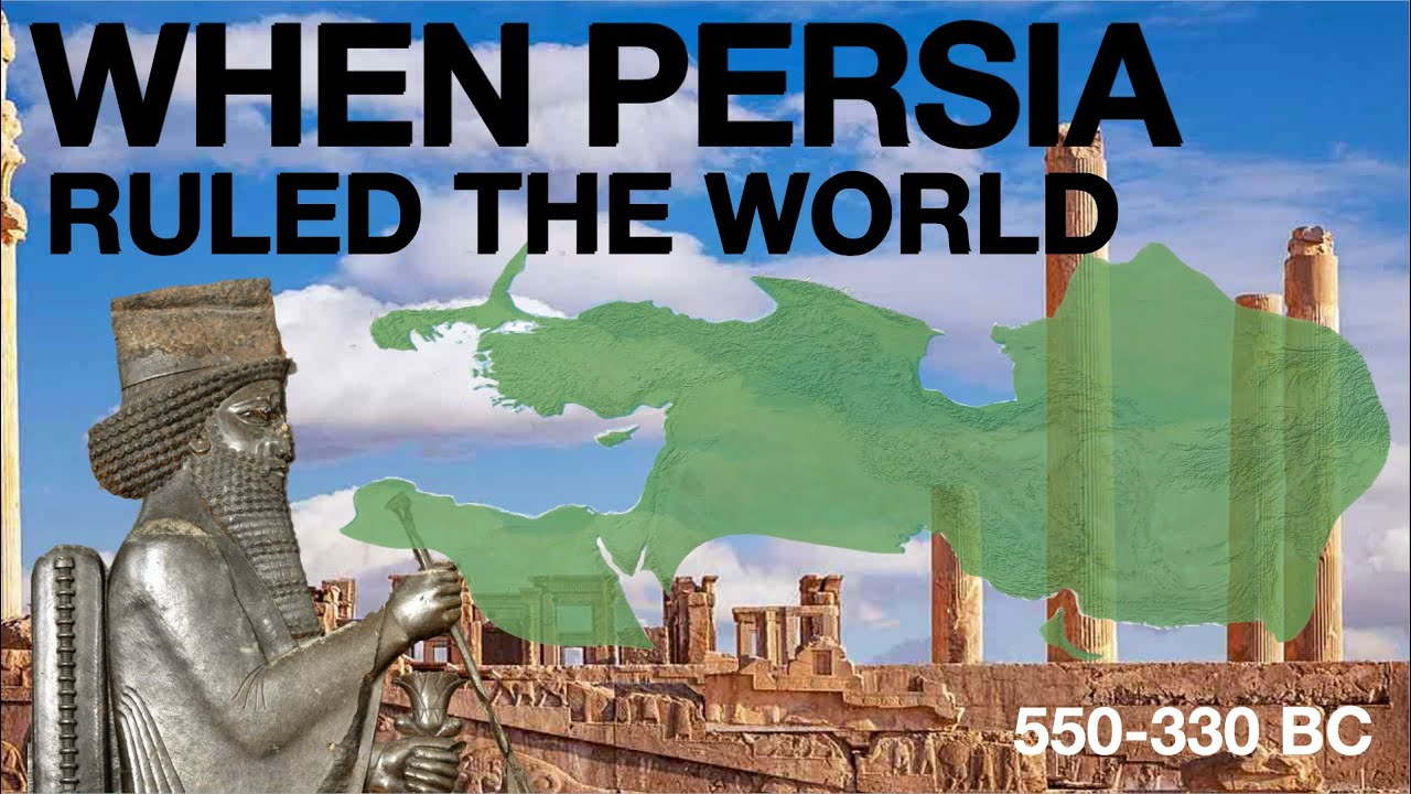 Download Entire History of the Persian Achaemenid Empire (550-330 BC) / Ancient History Documentary