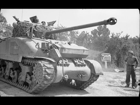 BREAKOUT from NORMANDY: General Patton's Operation Cobra (720p)