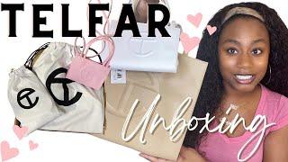 TELFAR UNBOXING | HONEST REVIEW| SMALL SHOPPING BAG  MEDIUM SHOPPING BAG HAUL