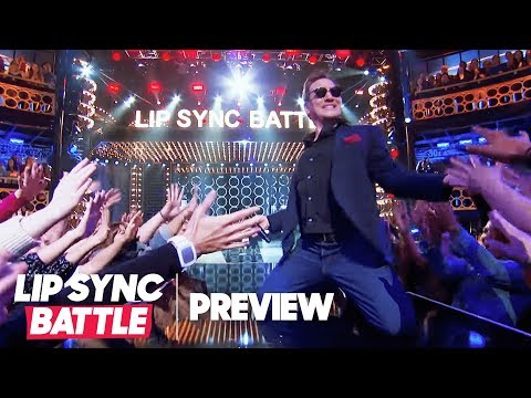 """Rob Schneider Gets """"Jealous"""" on the LSB Stage  Lip Sync Battle P"""
