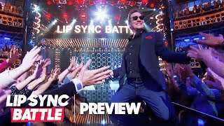 "Rob Schneider Gets ""Jealous"" on the LSB Stage 