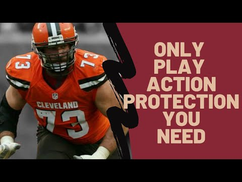 Play Action Pass Protection