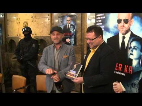 Tisková konference k filmu Gangster Ka