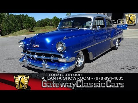 1954 Chevrolet Bel Air, Gateway Classic Cars - Atlanta #922