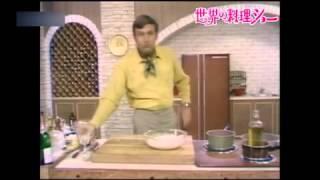 世界の料理ショー「アップルフリッター スイス風」