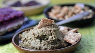 Mushroom Pate (vegan Style)
