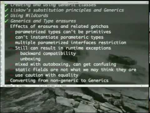 The Good, Bad, and Ugly of Java Generics
