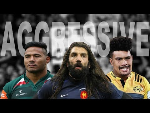 Most Aggressive Rugby Players of All Time