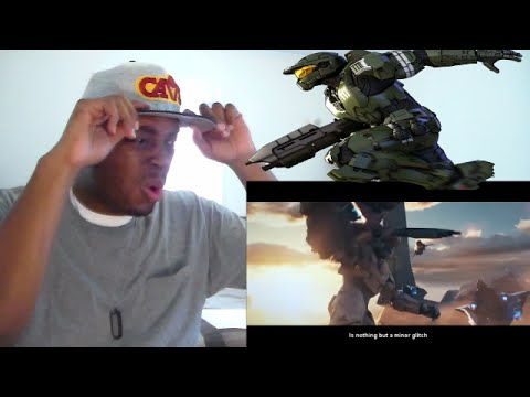 HALO 5 RAP: SPANISH vs ENGLISH | Dan Bull vs Zarcort & Piter-G REACTION!!!