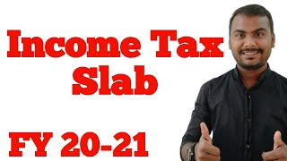 Budget 2020 Income Tax Slabs and Rates #budget 2020-21