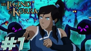 Avatar: The Legend Of Korra Game Walkthrough Part 1 BENDING ALL ELEMENTS