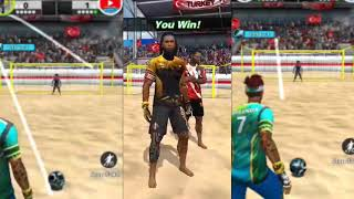 FOOTBALL STRIKE PLAYING TURKEY WITH LEON THE GAMER plr Jacob MJM