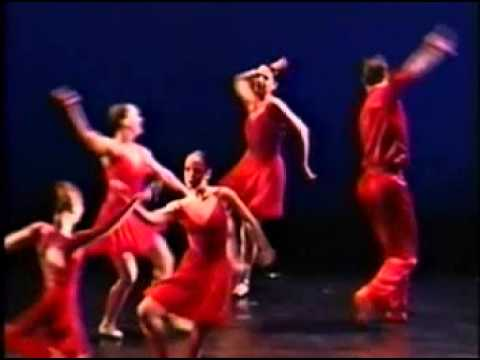 Laura Dean Dance & Music The Joffrey BalletCREATIVE FORCE