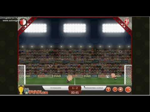 Crazy Albanian Gamer (Fotball Heads Cham pions League 2014/15
