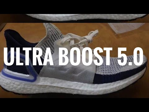 timeless design 9f46a 7eef0 Ultra Boost 5.0 LEAK | A New Look