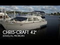 Used 1971 Chris-Craft 42 Commander for sale in Douglas, Michigan
