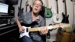 Dance Gavin Dance Summertime Gladness Cover By Mike Smith With Tab