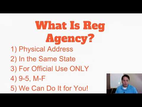 What is LLC Registered Agency?