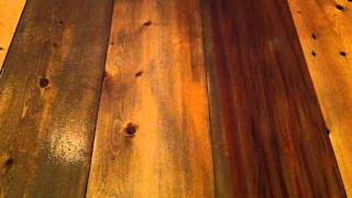 Reclaimed Wood Flooring From Croft House