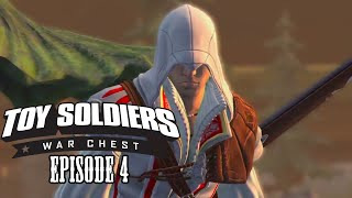 Toy Soldiers War Chest: Imperial Railroad Assassins FIGHT