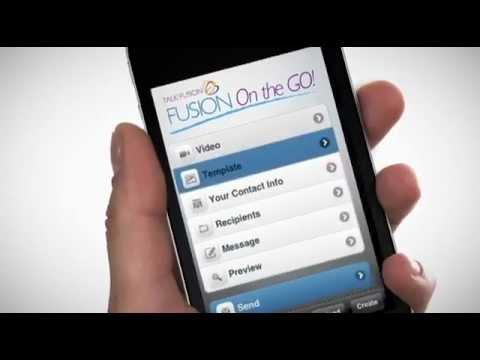 Talk Fusion iPhone application