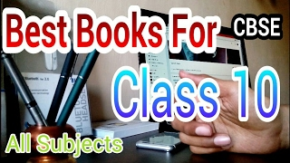 Best Books for Cbse Class 10 and tips to score easily 90% marks