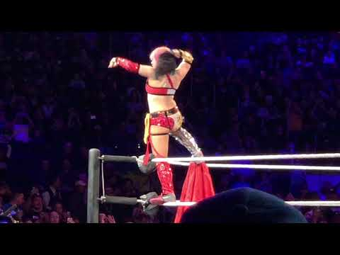WWE LIVE EVENT 3/16/18 at New York Madison Square Garden