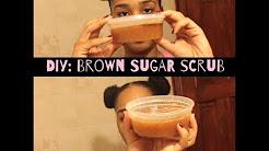 hqdefault - Brown Sugar Scrub Recipe For Acne