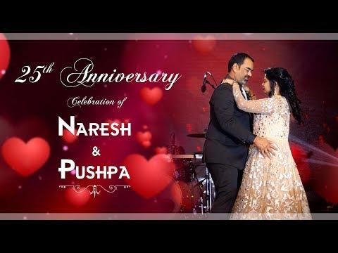 Neha Kakkar Performing at 25th Anniversary Celebrations of Naresh & Pushpa