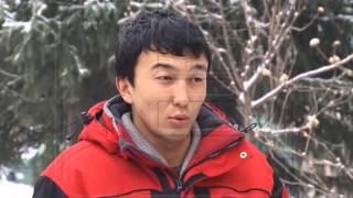 Погода на февраль в Кыргызстане