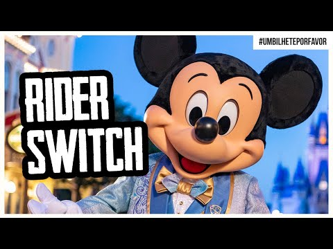 RIDER SWITCH: A
