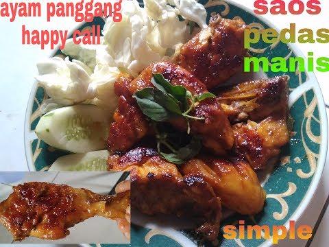 resep-&-cara-membuat-ayam-pedas-manis-panggang-happy-call