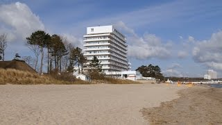 Timmendorfer Strand, Germany: Strand (Beach), Grand Hotel Seeschlösschen - 4K Video Photo(Video Image 4K Channels: http://www.videoimage4k.com Videobilder Channels: http://www.videobilder.eu Recording date: 04-2015 Notes: Video Photos are ..., 2015-05-31T17:39:31.000Z)