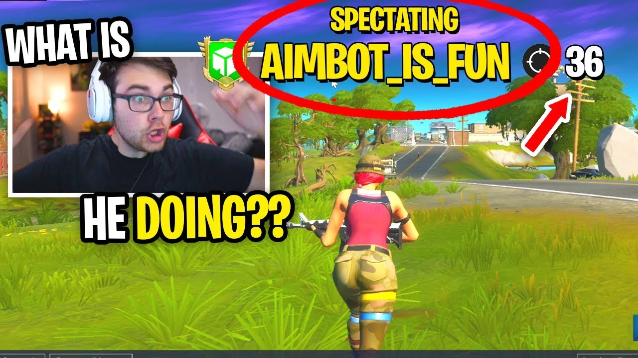 I Spectated Random Players and COPIED Everything They Did To WIN... (Fortnite Season 2)