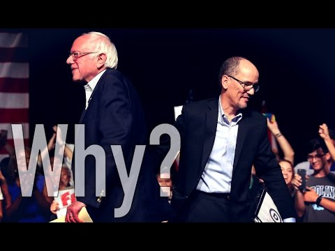 Bernie Sanders & Tom Perez Unity Tour Kicks Off With Boos & Platitudes