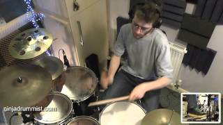 Aaliyah - Rock The Boat (Drum Cover)