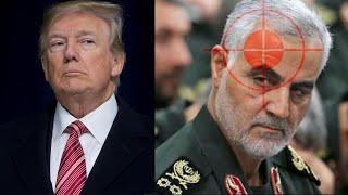 TRUMP AMENAZA A IRAN SI TOMA  REPRESALIAS - YA INICIARON ATENTADOS CONTRA EE.UU. -- CR NOTICIAS
