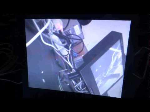 ROV underwater pan/tilt camera 2