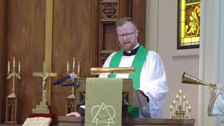 Bugenhagen Conference 2019 Matins Two Sermon