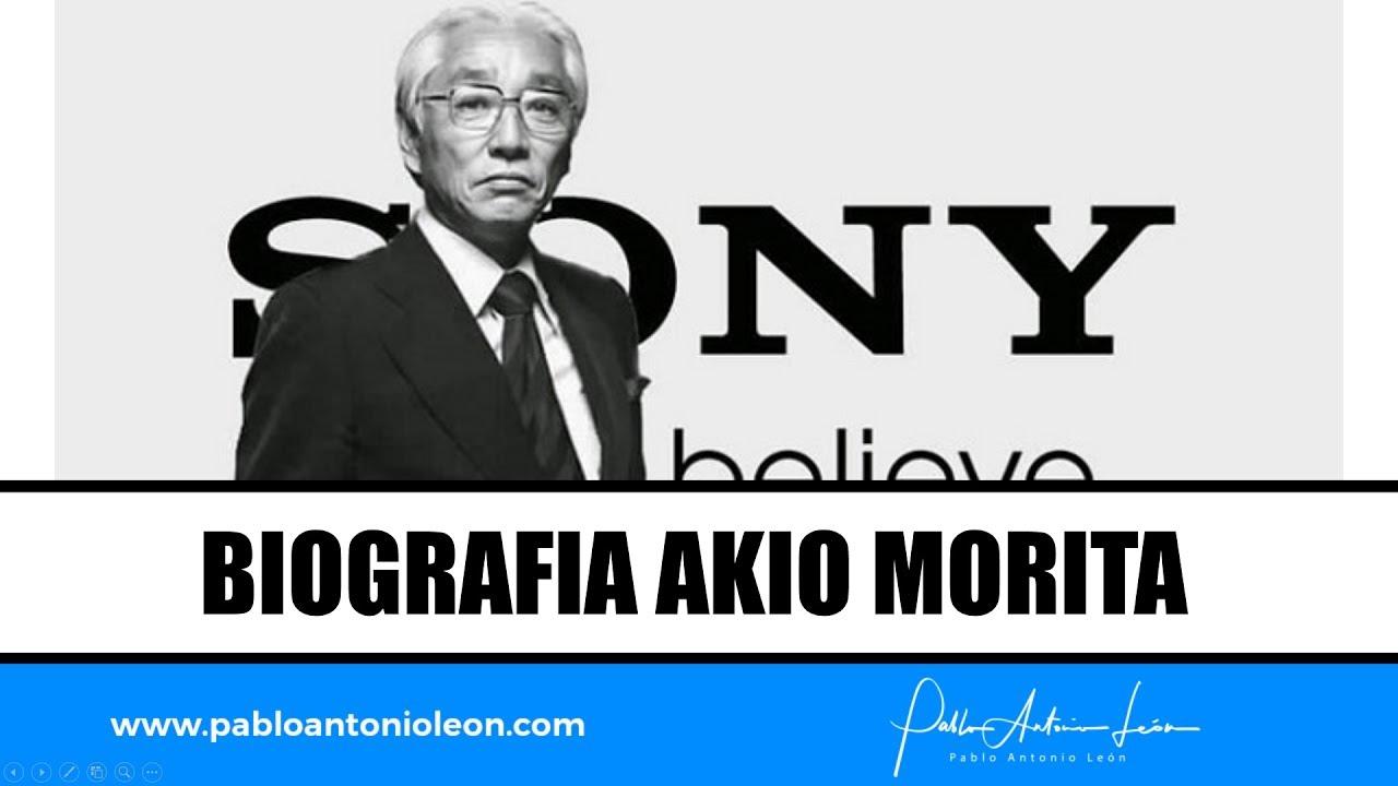 Frases Célebres De Akio Morita By Motivate Siempre Con Videos