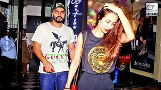 Malaika Arora & Arjun Kapoor To Get Married In A Church This Month?